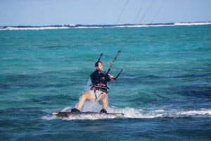 South Pacific Kitesurfing